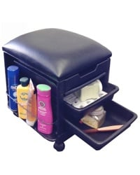 Pedicure Stool Cart