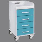 TrippNT 51086 Compact Locking Cart